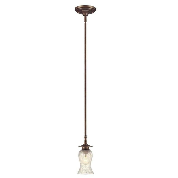 Grace Mini Pendant Light Fixture Adjustable Length